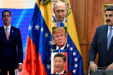 Venezuela: ¿demasiada geopolítica? – Por Félix Arellano