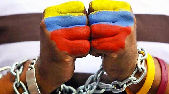Venezuela esclava – Por María Gabriela Mata