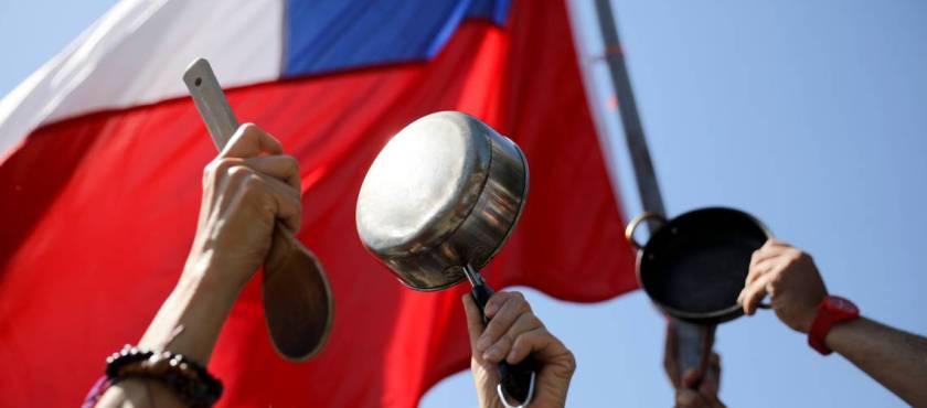 Paradojas globales: Chile – Por Félix Arellano