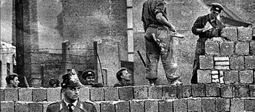 60 años del Muro de Berlín – Por Eloy Torres