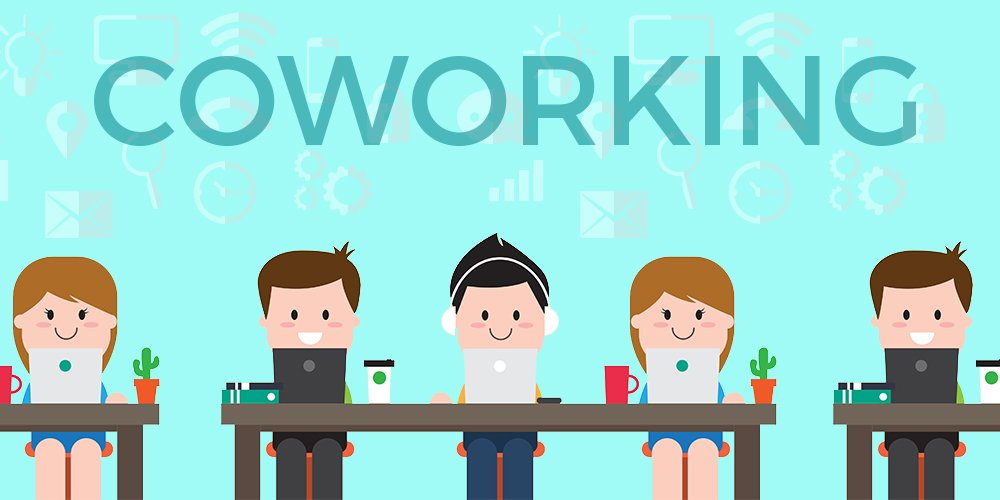 Read more about the article Afinal, o que é coworking?