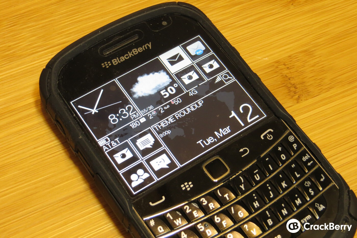 Update Autotext Bbm Blackberry Messenger 2013 Gratis Download BlackBerry theme roundup March 14 2013 CrackBerry com 480x320