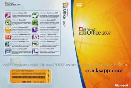 Microsoft Office 2007 Product Key and Serial Key Free