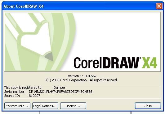 Free Download Software Corel Draw X4 Serial Number