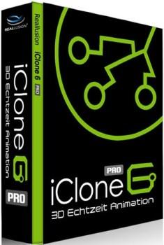 Reallusion iClone 6.5 Pro Crack