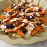 Gourmet Fries: Thanksgiving Style