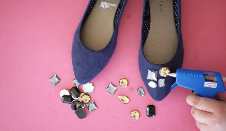 Clever Ways to Upcycle Boring Shoes