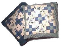 Quillows – Quilt Pillow Pattern