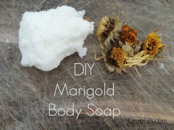 Marigold Soap