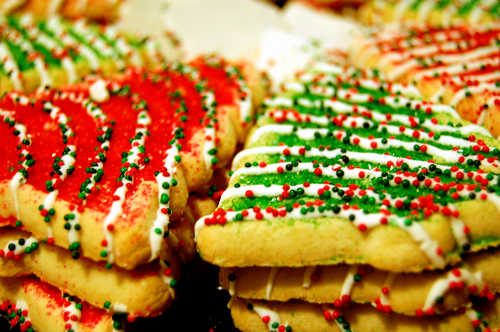 Christmas Cookie Garland