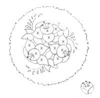 Painted-Rose-Trinket-Pattern