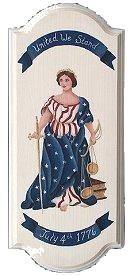 american-plaque