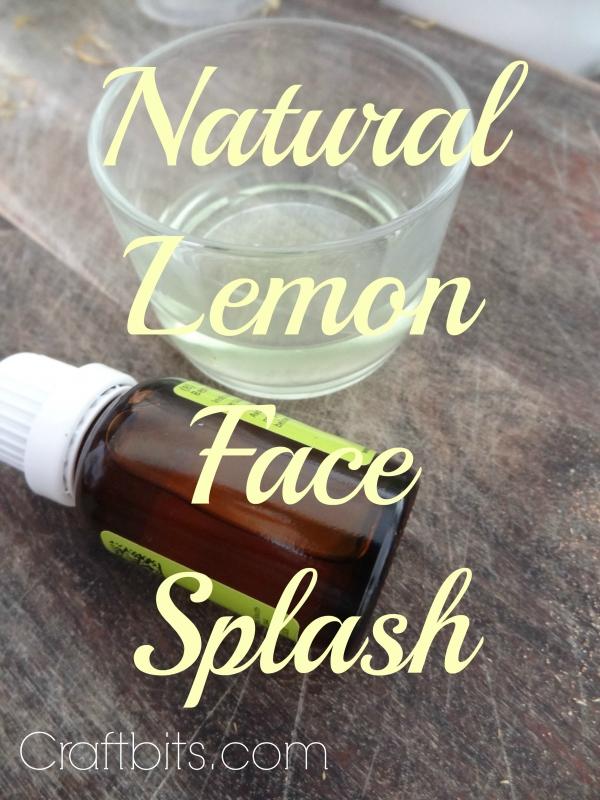 Lemon Face Splash