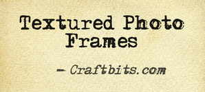 textured-photo-frames