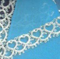 Tatting – Handkerchief edging