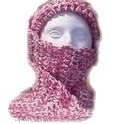 Hascarf Hat/Scarf Crochet