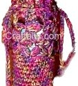 Water Bottle Bag: Crochet Pattern