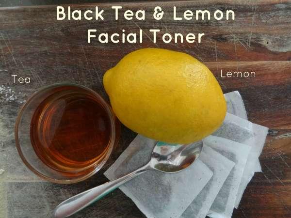 black-tea-lemon-facial-toner-blackhead-recipe