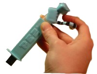Pez Dispenser USB Drive Modification