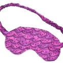 Sleepy Time Eye Mask Pattern