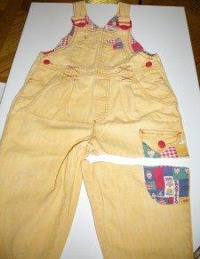 Cut Pants