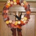 Halloween-cobweb-wreath