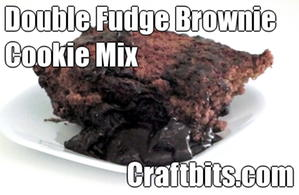 Double Fudge Brownie Mix