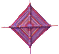 Woven Wool Art