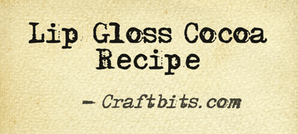 lip-gloss-cocoa-recipe