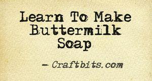 buttermilk-soap