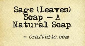 sage-soap