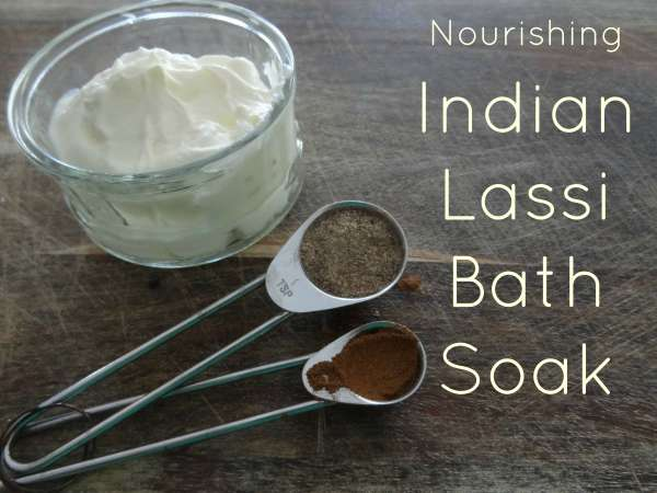 Indian Lassi Bath Soak