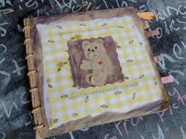 brown-paper-bag-scraobook-album-tutorial-craft-recycle