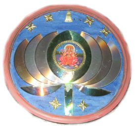 CD Lotus Shrine