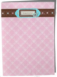 Beautiful-Pink-Tag-Card