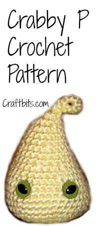 Amigurumi Crochet: Crabby P