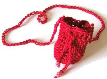 crochet-medicine-pouch-open