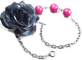 DIY Dark Love Necklace