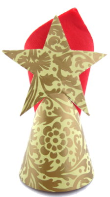 Napkin Holder – Paper Star