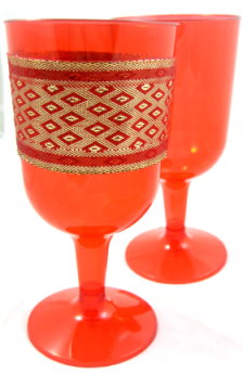 Moroccan Plastic Cups