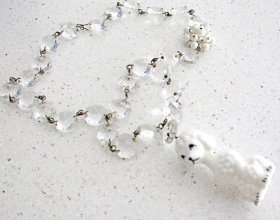 DIY Necklace – Recycled Salt Shaker