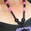 DIY Necklace - Chunky Resin
