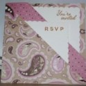 Double Pocket Invitations