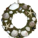 seashells-wreath