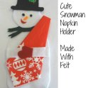 snowman-serviette-holder