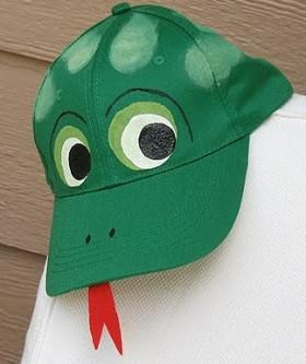 Frog Baseball Hat