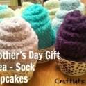Cupcake Socks