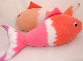 Plushie – Fish Friends