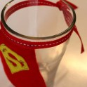Superman Glass C
