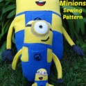 Despicable Me Minion Plushie
